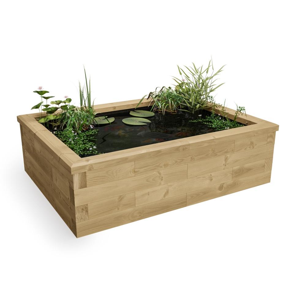 Garden Raised Pond