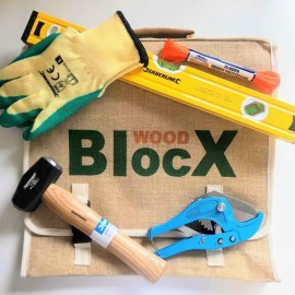 Kit de construcción WoodBlocX