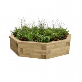 Octagon Garden Planter