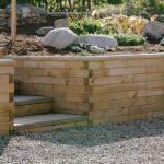 Ventajas de usar WoodBlocX para muros de contención